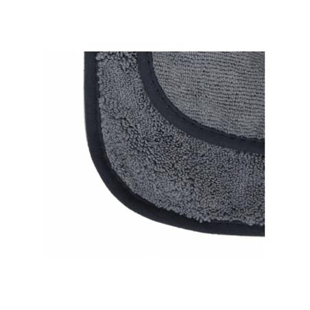 The Rag Company Spectrum 420 Dual Pile Microfiber Towel Grey 41 x 41 cm