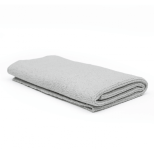 The Rag Company The Pearl Microfiber Ceramic Coating Towel 41 x 41 cm Ice Grey