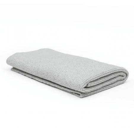 The Rag Company The Edgeless Pearl Microfiber Ceramic Coating Towel 41 x 41 cm Ice Grey