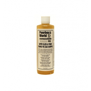 Poorboys World Super Slick  & Foam Foaming Pre-Soak Shampoo