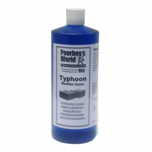 Poorboy's World Typhoon Microfiber Cleaner 946 ml
