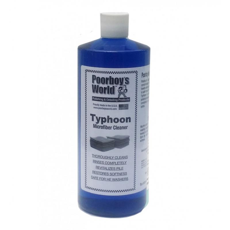 Poorboy's World Typhoon Microfiber Cleaner