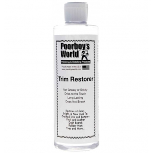 Poorboys World Trim Restorer