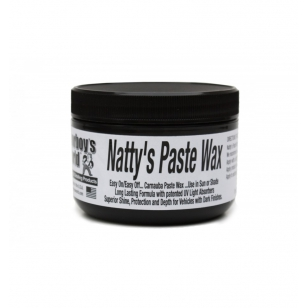 Poorboys World Natty's Paste Wax Black