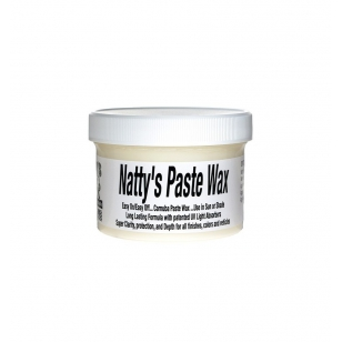 Poorboys World Natty's Paste Wax White