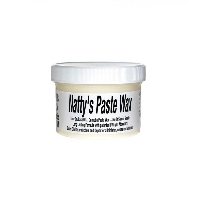 Poorboy's Natty's Paste Wax White