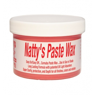 Poorboys Natty's Paste Wax Red