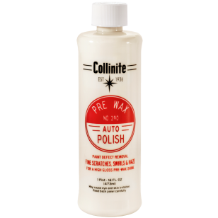 Collinite 390 Pre-Wax Auto Polish 473 ml