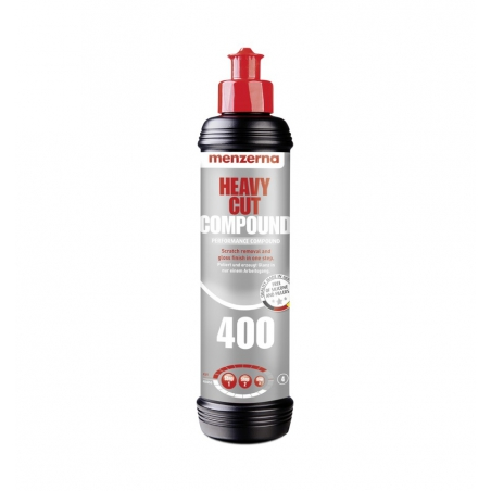 Menzerna  Heavy Cut Compound 400 - 250 ml