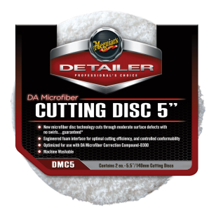 Meguiar's DA Microfiber Cutting Disc 125 mm 2 kusy