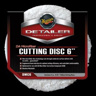Meguiar's DA Microfiber Cutting Disc 150 mm 2 kusy