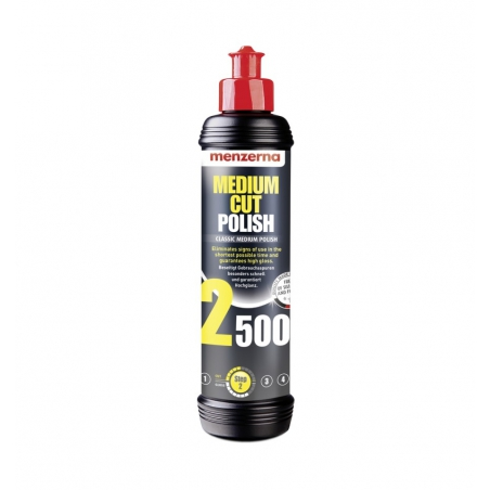 Menzerna Medium Cut Polish 2500 - 250 ml