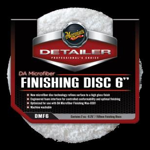 Meguiar's DA Microfiber Finishing Disc 150 mm 2 kusy