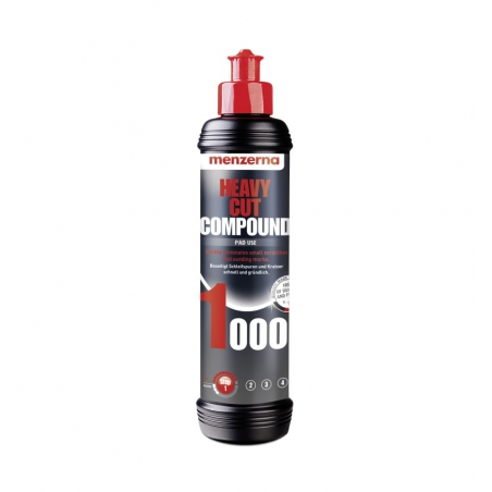Menzerna Heavy Cut Compound 1000 - 250 ml