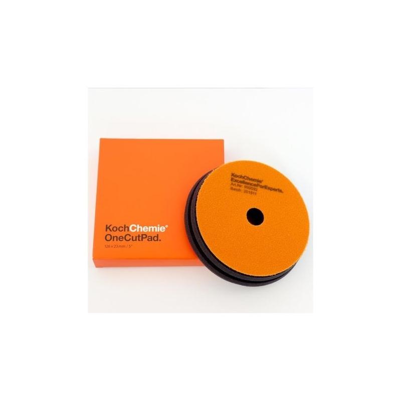 KochChemie Polishing Pad Yellow  Medium Hard