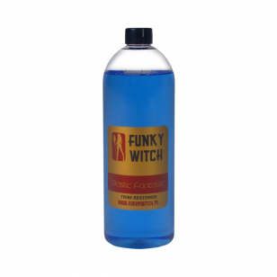 Funky Witch Plastic Fantastic Trim Restorer 215 ml