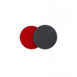 Flexipads Denim Aggressive Orange Peel Pad 150 mm