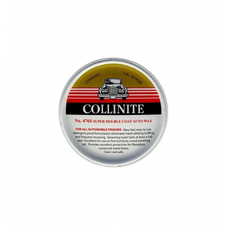 Collinite 476S Super Doublecoat Auto Wax 266 gr.