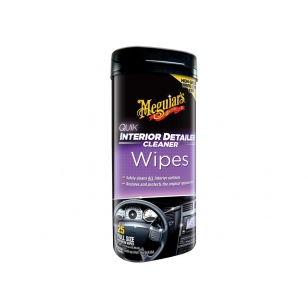 Meguiar's Quik Interior Detailer Wipes 25 ks