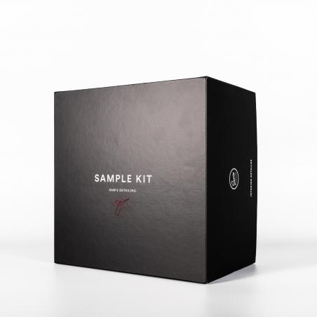 Sam's Detailing Sample Kit