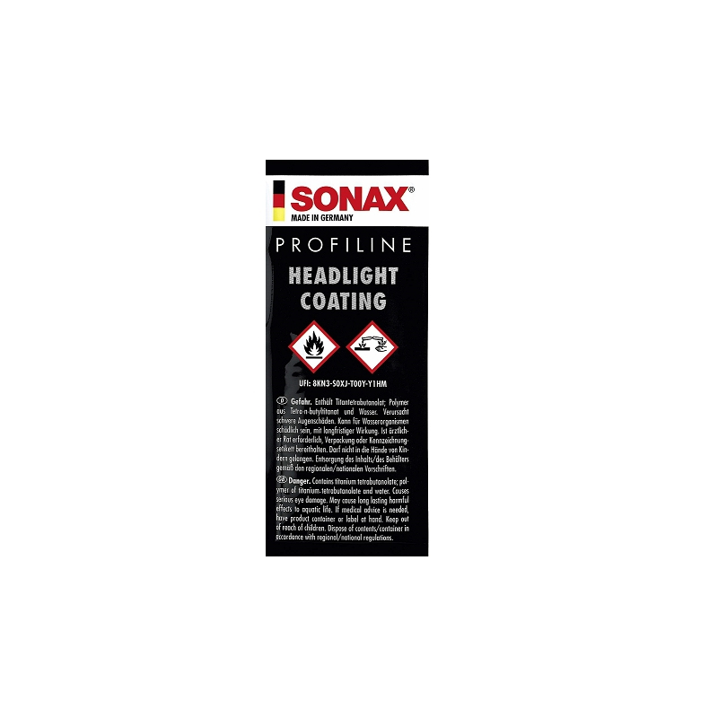 Sonax Profiline Headlight Coating 5 ml