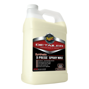 Meguiar's Synthetic X-Press Spray Wax  3,78 l
