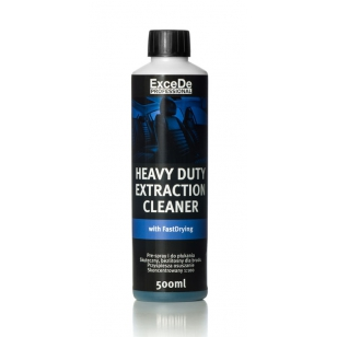 ExceDe Professional Heavy Duty Extraction Cleaner 500 ml