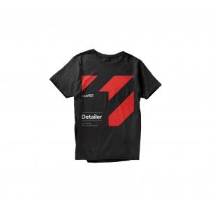 CarPro T-Shirt Red, veľkosť XL