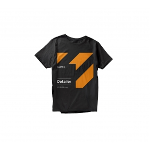CarPro T-Shirt Orange, veľkosť XL
