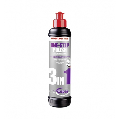 Menzerna One Step Polish 3 in 1 - 250 ml