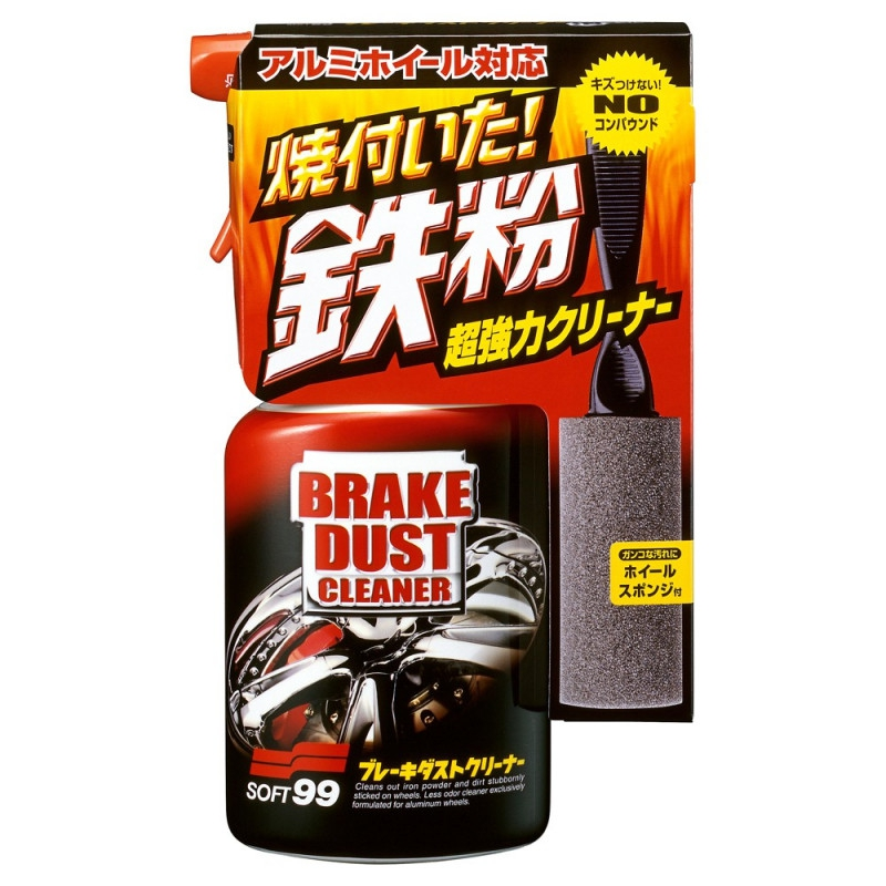 Soft99 BRAKE DUST CLEANER