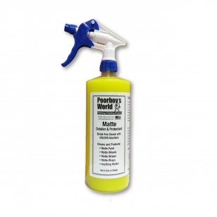 Poorboy's World Matte Detailer & Protectant  473 ml