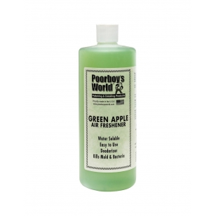 Poorboy's World Air Freshener Green Apple 946 ml