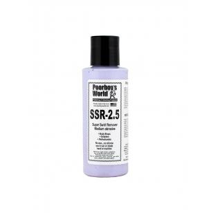 Poorboy's World SSR 2.5 Super Swirl Remover - Medium Abrasive 118 ml