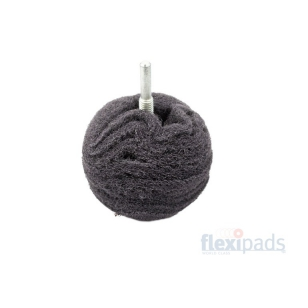 Flexipads Grey Ultra Fine Scruff Ball 75 mm