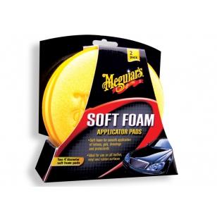 Meguiar's Soft Foam Applicator Pad - 2 kusy