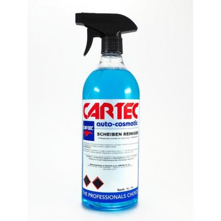 Cartec Glass Cleaner (Scheiben Reiniger) 1000 ml
