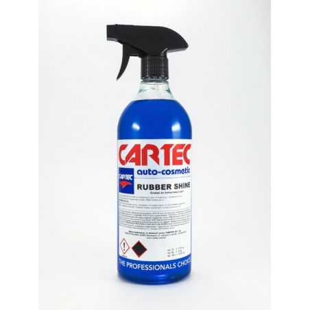 Cartec Rubber Shine - 1000 ml