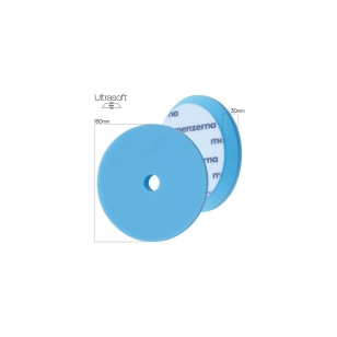 Menzerna Premium Wax Pad 150 mm Blue