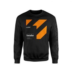 CarPro Long Sleeve Shirt Orange, veľkosť XXL