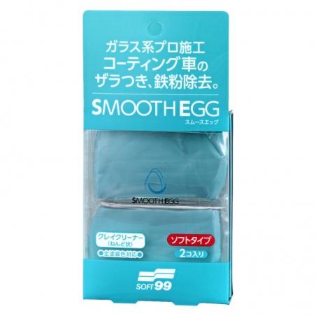 Soft99 Smooth Egg Clay Bar 100 g