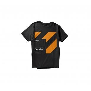 CarPro T-Shirt Orange, veľkosť XXL