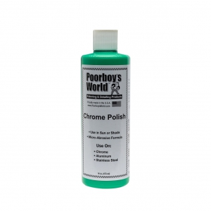 Poorboy's World Chrome Polish 473 ml