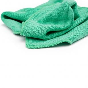 The Rag Company The Pearl Microfiber Ceramic Coating Towel 41 x 41 cm Green