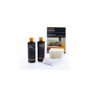 Furniture Clinic Leather Care Kit - 2 x 500 ml