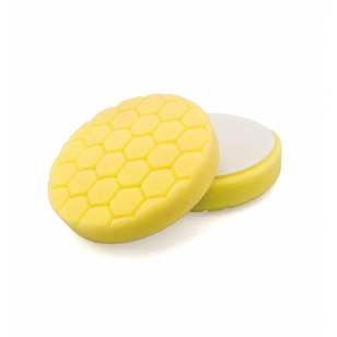 FLEXIPADS  PRO-DETAIL YELLOW HEAVY CUT/COMPOUNDING PAD