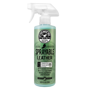 Chemical Guys Sprayable Leather Cleaner and Conditioner in One 473 ml