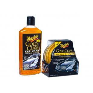 Meguiar's Gold Class Wash & Wax Kit