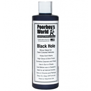 Poorboys World Black Hole Show Glaze 473 ml