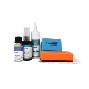 CarPro FlyBy30 Windshield and Glass Coating Full Kit